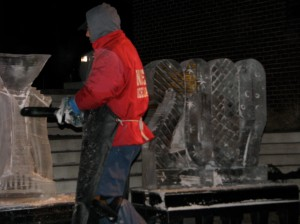 Ice Sculptures!