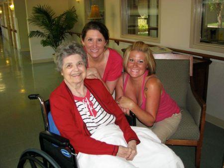 Missy, Bobbi and Me Ma