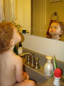 sink bathing 2